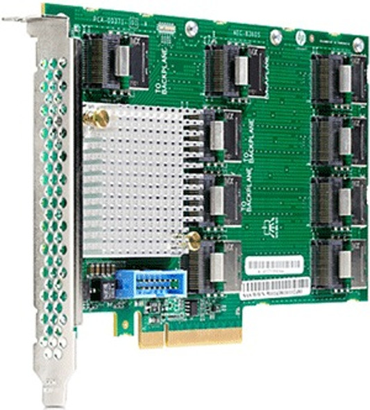 HPE 761879-001 12Gbps SAS Expander Card for ProLiant DL360 Gen9 Servers (Brand New with 3 Years Warranty)