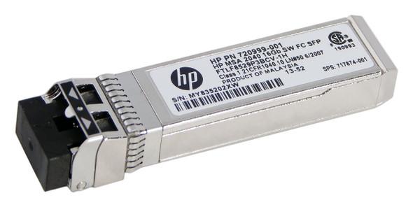 Lot 10 pcs  AJ716A HP 8GB B-SERIES SHORT WAVE FIBER CHANNEL SFP 468507-001