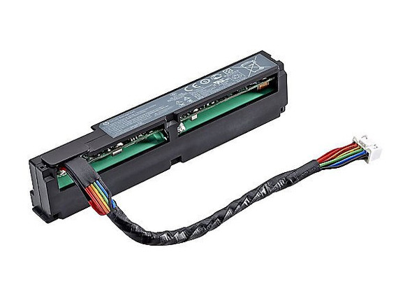 HPE 750450-001 96Watt Smart Storage Megacell Battery with 145mm Cable and 2019 Date Code for ProLaint DL/ML/SL Gen9 Servers (Refurbished with 30 Days Warranty)