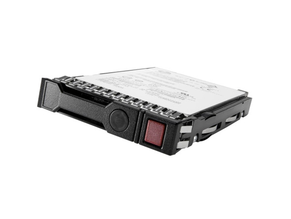HPE 764913-004-SC 800GB 2.5inch Small Form Factor Multi-Level Cell (MLC) SATA-6Gbps Smart Carrier Read Intensive Solid State Drive for ProLiant Gen9 Servers (New Bulk with 1 Year Warranty)