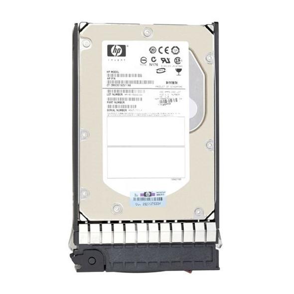 HPE 718291-001 1.2TB 10000RPM 2.5inch SFF Dual Port SAS-6Gbps Enterprise Hard Drive for ProLiant Gen1 to Gen7 Servers (Grade A With Lifetime Warranty)