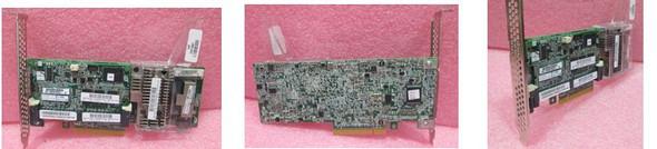 HPE 749797-001 Smart Array P440/4GB Flash Backed Write Cache (FBWC) 12Gb Single Port PCI Express 3.0 x8 Internal SAS (RAID) Storage Controller for ProLiant Gen9 Servers (1 Year Warranty)