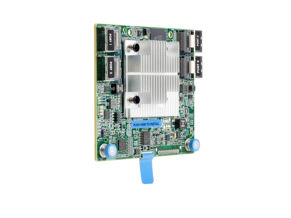 HPE 836261-001 Smart Array P816i-a SR Gen10 (16 Internal Lanes / 4GB Cache / SmartCache) 12G SAS Modular Controller (Brand New with 3 Years Warranty)