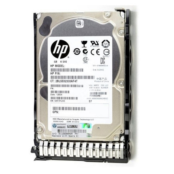 HPE 768788-004 1.2TB 10000RPM 2.5inch SFF SAS-12Gbps SC Enterprise Hard Drive for ProLaint Gen8 Gen9 Gen10 Servers (Brand New with 3 Years Warranty)