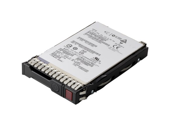 HPE P06198-K21 1.92TB 2.5inch SFF Digitally Signed Firmware SATA-6Gbps Smart Carrier Read Intensive Solid State Drive for ProLiant Gen 8 Gen9 Gen10 Servers (Brand New 3 Years Warranty)