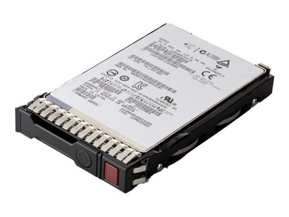 HPE 832414-X21 480GB 2.5inch SFF Digitally Signed Firmware eMLC SATA-6Gbps SC Mixed Use Solid State Drive for ProLiant Gen8 Gen9 Gen10 Servers (New Bulk Pack With 1 Year Warranty)
