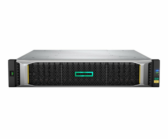 HPE Q1J01B Modular Smart Array 2050 SAN Dual Controller SFF Storage (Brand New with 3 Years Warranty)