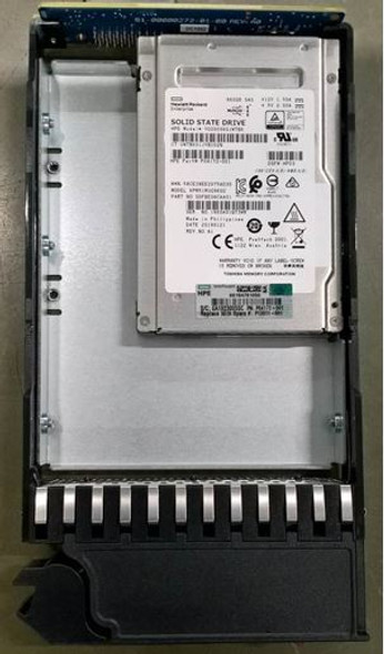 HPE VO000960JWTBK 960GB 3.5inch LFF SAS-12Gbps Read Intensive Solid State Drive for Modular Smart Array 1050/2050 LFF SAN Storage (Brand New with 3 Years Warranty)