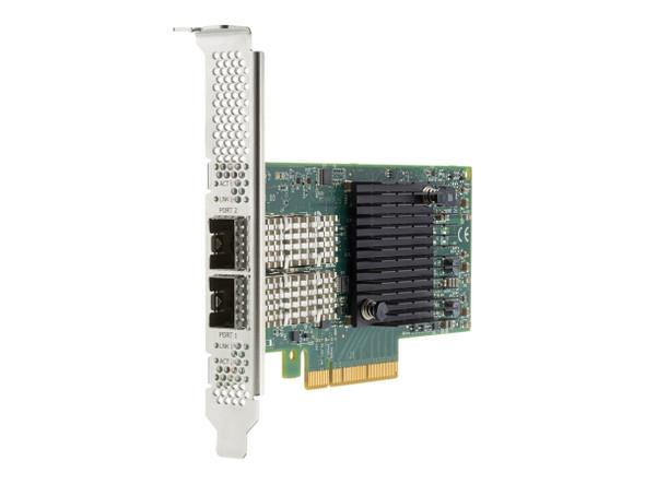 HPE P11338-B21 Ethernet 10Gbps Dual Port SFP+ Network Adapter for ProLiant Gen8 Gen9 Gen10 Server (Brand New 3 Years Warranty)