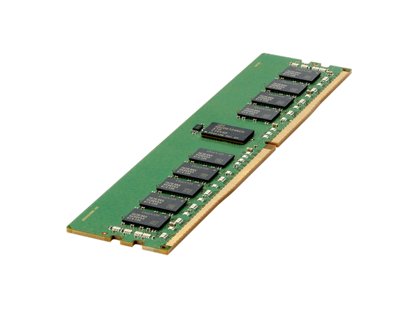 HPE 840758-191 32GB (1x32GB) Dual Rank x4 PC4-2666V-R DDR4-2666MHz CL19 (CAS-19-19-19) ECC Registered RDIMM DDR4 Smart Memory Kit for ProLiant Gen10 Servers (Brand New 3 Years Warranty)