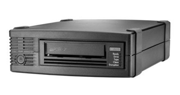 HPE StoreEver BB874A LTO-7 Ultrium 15TB SAS-6Gbps 15000 Tape Drive (Brand New with 3 Years Warranty)