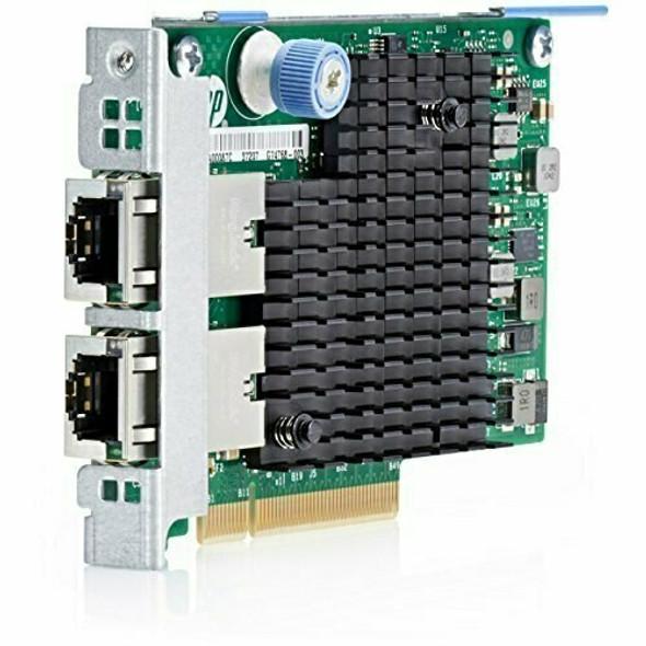 HPE 706801-001 Ethernet 10Gbps CN1100R SFP+ Dual Port Store Fabric Converged Network Adapter For ProLiant Gen8 Gen9 Gen10 Server (Lifetime Warranty)