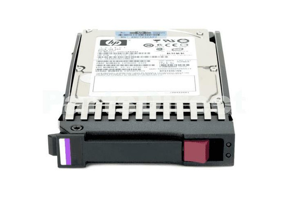 HPE EH0300FCBVC 300GB 15000RPM 2.5inch Small Form Factor SAS-6Gbps Hard Drive for EVA P6000 Series and M6625 Disk Enclosures (New Bulk Pack With 1 Year Warranty)