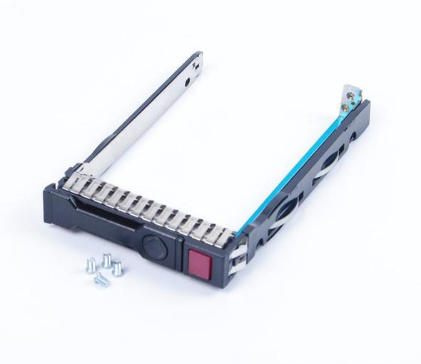 HPE 651687-001 2.5inch Small Form Factor SAS/SATA SC Hard Drive Tray for ProLiant Gen8 Gen9 Gen10 Servers (Grade A with 90 Days Warranty)