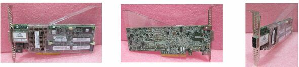 HPE 749798-001 Smart Array P441/4GB FBWC 12Gbps Dual Ports PCIe 3.0 x8 External SAS Storage (RAID) Controller for ProLaint Gen9 Servers & MSA 2040 SAN Storage (Brand New with 3 Years Warranty)