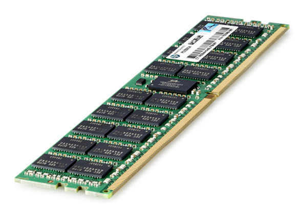 HPE 805349-B21 16GB (1x16GB) Single Rank x8 DDR4 2400MHz CL17 (CAS-17-17-17) ECC Registered 288Pin PC4-19200 SmartMemory Kit for ProLiant Gen9 Servers (New Bulk Pack with 1 Year Warranty)
