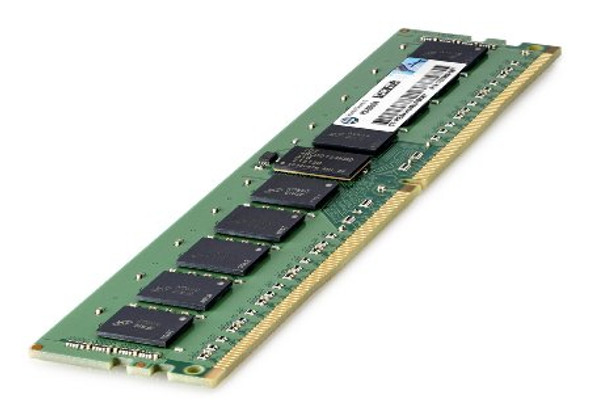 HPE 819411-001 16GB (1x16GB) Single Rank x8 DDR4 2400MHz CL17 (CAS-17-17-17) ECC Registered 288Pin PC4-19200 SmartMemory Kit for ProLiant Gen9 Servers (New Bulk Pack with 1 Year Warranty)