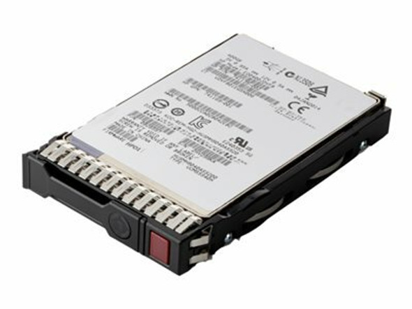 HPE P06194R-B21 480GB 2.5inch SFF Triple-level cell Digitally Signed Firmware SATA-6Gbps Smart Carrier Read Intensive Reman Solid State Drive for ProLiant Gen8 Gen9 Gen10 Servers (New Bulk Pack With 1 Year Warranty)