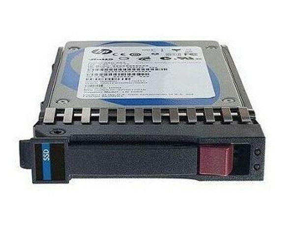 HPE MO000400JWFWN 400GB 2.5inch SFF SAS-12Gbps Hot-Swap Mixed Use Solid State Drive for Modular Smart Array 1040/2040 SAN (New Bulk Pack With 1 Year Warranty)