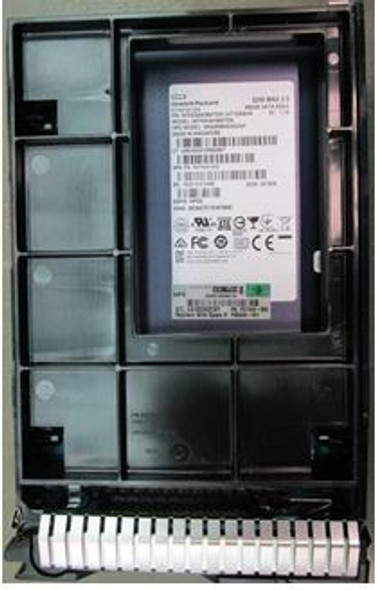HPE P07928-X21 960GB 3.5inch LFF Digitally Signed Firmware SATA-6Gbps SCC Mixed Use Solid State Drive for ProLiant Gen9 Gen10 Servers (Brand New with 3 Years Warranty)