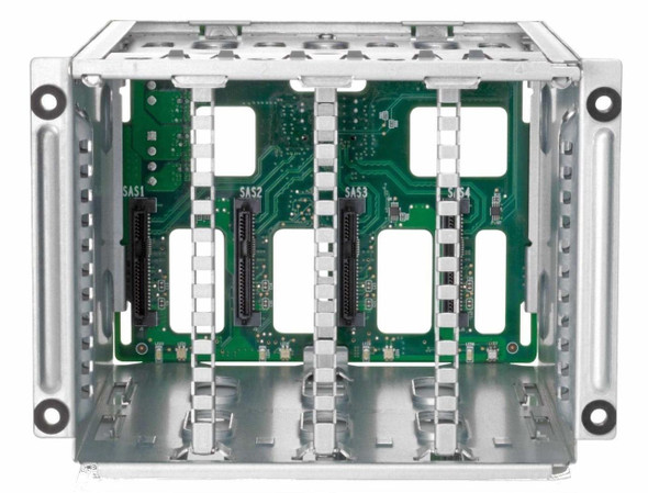 HPE 768857-B21 Additional 8-SFF Bay2 Cage/Backplane Kit for ProLiant DL380 Gen9 Servers (New Bulk with 1 Year Warranty)