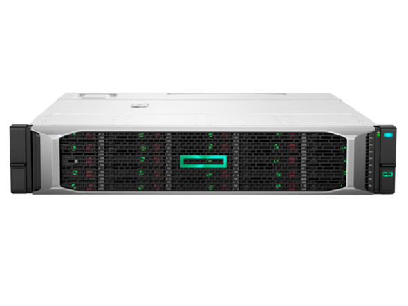 HPE QW967A StorageWorks D3700 25-Bay 2.5inch SFF SAS/SATA Disk Enclosure - Supported with ProLaint Gen8 Gen9 Servers and BladeSystems (Brand New with 3 Years Warranty)