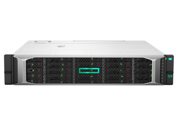 HPE QW967A StorageWorks D3700 25-Bay 2.5inch SFF SAS/SATA Disk Enclosure - Supported with ProLiant Gen8 Gen9 Servers and BladeSystems (Brand New with 3 Years Warranty)