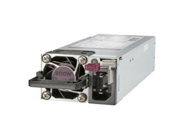 HPE 865409-001 800Watt Flex Slot Platinum Hot Plug Low Halogen Power Supply Kit for ProLiant Gen9 Gen10 Servers (New Bulk Pack with 1 Year Warranty)