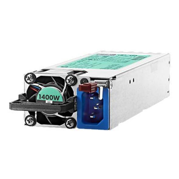 HPE 733427-001 1400Watt Flex Slot Platinum Plus Hot Plug High Efficiency Power Supply Kit ProLiant Generation9 Servers (Clean Pull with 90 Days Warranty)