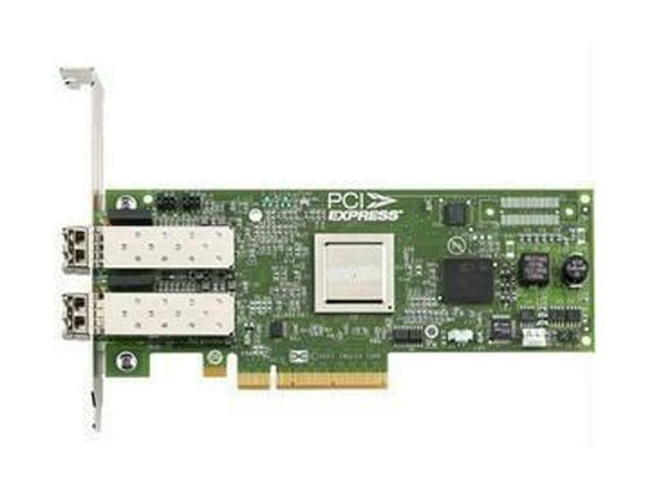 HPE 615242-001 Modular Smart Array SC08e Dual Ports Ext PCI Express x8 SAS-6Gbps Host Bus Adapter for ProLiant Gen4 to Gen7 Servers (New Bulk Pack with 1 Year Warranty)