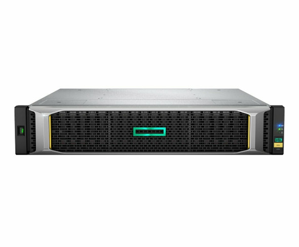 HPE R0Q76A Small Form Factor chassis with (2) 4-port 10Gb iSCSI Controllers for Modular Smart Array (Brand New With 3 Years Warranty)