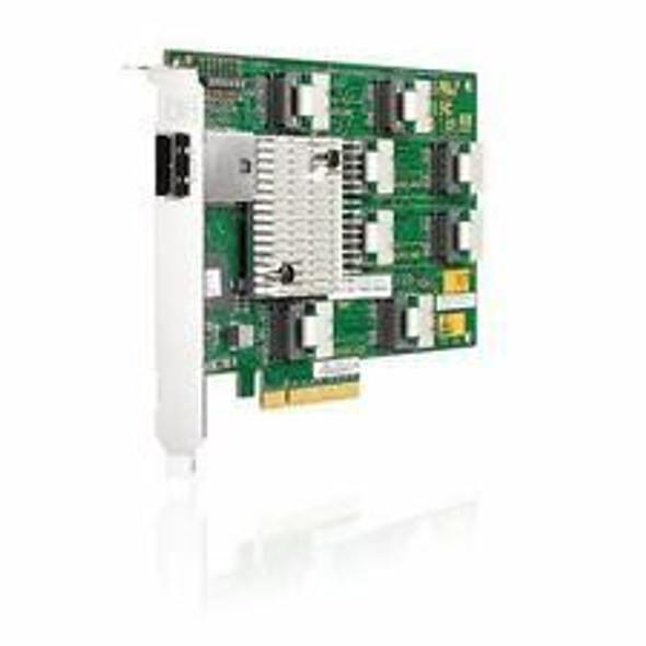 HPE 462594-001 600MBps Smart Array P212/Zero Memory PCIe 2X8 SATA-3Gbps/SAS-6Gbps Storage Controller (90 Days Warranty)