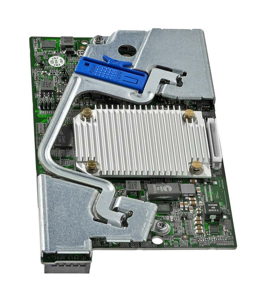 HPE 749800-001 P244br 1GB Dual Port PCI Express -3.0 x8 SATA-6Gbps / SAS-12Gbps Flash Backed Write Cache Smart Array RAID Storage Controller For ProLiant Gen9 Servers (New Bulk Pack with 1 Year Warranty)