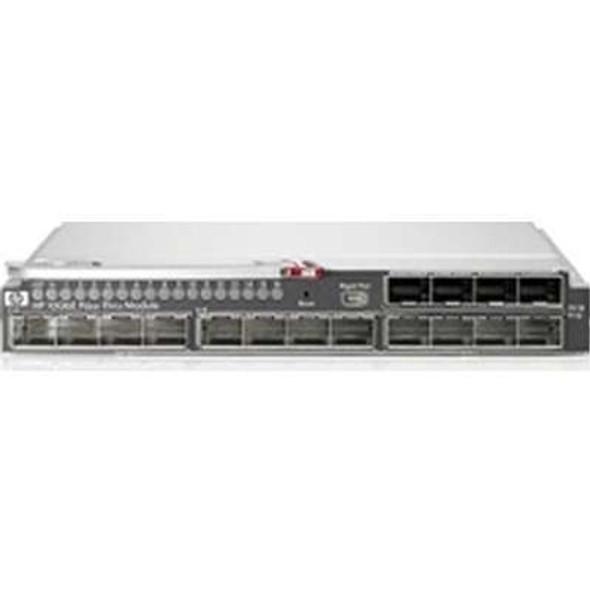 HPE 504624-001 16Port 10Gb Ethernet Pass-Thru Module for C-Class BladeSystem Expansion Module (90 Days Warranty)