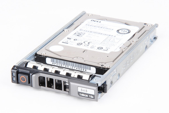 Dell 0G9076 300GB 10000RPM 3.5inch LFF Ultra-320 SCSI 80-Pin Hot-Swap Hard Drive for PowerEdge Servers (New Bulk Pack with 1 Year Warranty)