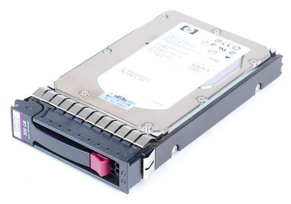 HPE 431944-B21 300GB 10000 RPM 3.5inch Large Form Factor SAS-3Gbps Enterprise Hard Drive for ProLiant Gen2 to Gen7 Servers (30 Days Warranty)