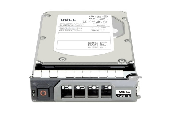 Dell C4DY8 600GB 15000RPM 3.5inch LFF SAS-6Gbps Hot-Swap Hard Drive for PowerEdge and PowerVault Servers (Brand New with 3 Years Warranty)