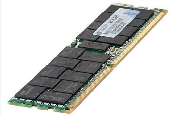 HPE 672631-B21 16GB (1x16GB) 1600MHz 240-Pin PC3-12800R ECC Registered CL-11 Dual Rank DIMM DDR3 SDRAM Memory for ProLiant Gen8 Server (New Bulk Pack with 1 Year Warranty)