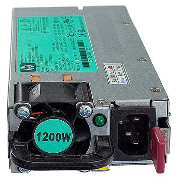 HPE 579229-001 1200 Watt Common Slot Platinum Plus High Efficiency Hot-Swap Power Supply for ProLiant Generation6 and Generation7 Server