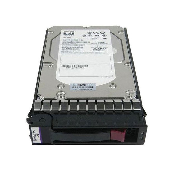 HPE DF0450B8054 450GB 15000RPM 3.5inch Large Form Factor SAS-3Gbps Dual Port Hot-Swap Internal Hard Drive for Generation1 to Generation7 ProLiant Servers
