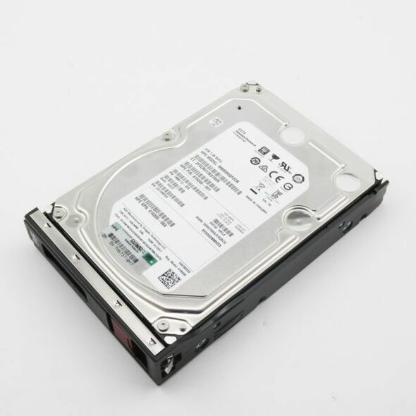 HPE Helium 857650-B21 10TB 7200RPM 3.5inch LFF Digitally Signed Firmware SATA-6Gbps LPC Midline Hard Drive for Apollo Gen9 ProLiant Gen10 Servers (New Bulk with 1 Year Warranty)