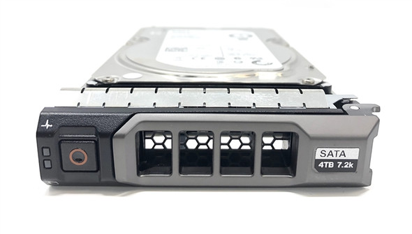 Dell N36YX 4TB 7200RPM 3.5inch LFF 64MB Buffer SATA-6Gbps Hot-Swap Enterprise internal Hard Drive for PowerEdge and PowerVault Servers (Brand New with 3 Years Warranty)