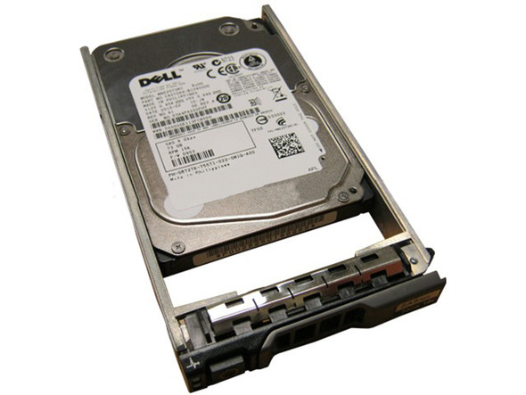 Dell 341-9874 300GB 10000RPM 2.5inch SFF SAS-6Gbps 16 MB Buffer Hot-Swap Hard Drive for PowerEdge and PowerVault Servers (New Bulk Pack with 1 Year Warranty)