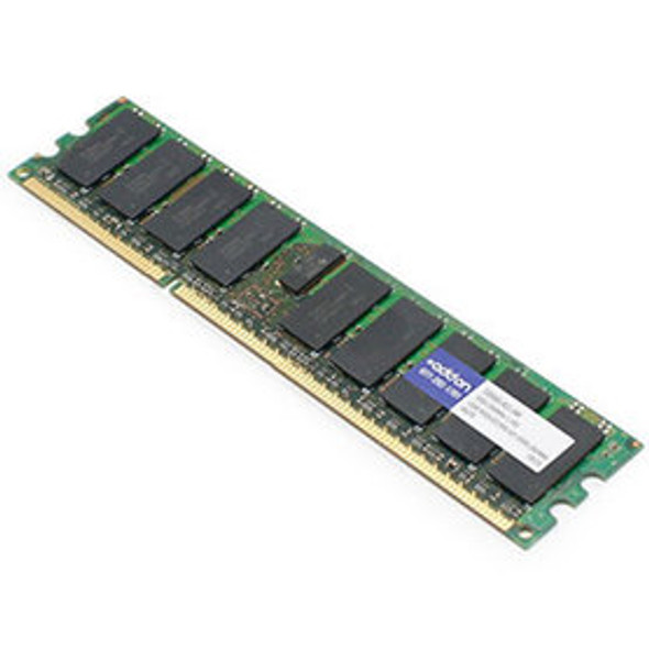 HPE 500666-B21 16GB 1066MHz 240pin Cl7 ECC Registered PC3-8500 DIMM DDR3 SDRAM Memory kit for ProLiant Generation6 and Generation7 Servers