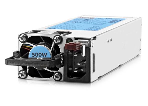 HPE 754377-001 500Watt Flex Slot Platinum Hot Plug Power Supply Kit for ProLaint DL300 Gen9 Servers