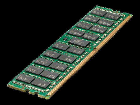 HPE 815098-B21 16GB Single Rank x4 DDR4-2666MHz PC4-21300 CL19 ECC Registered 288-Pin RDIMM SDRAM Smart Memory Kit for ProLiant Gen10 Servers (New Bulk Pack with 1 Year Warranty)