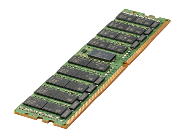 HPE 815101-B21 64GB Quad Rank x4 DDR4 2666MHz CL19 ECC Registered PC4-21300 LRDIMM 288-Pin DDR4 SDRAM SmartMemory for ProLiant Gen10 Servers (Brand New with 3 Years Warranty)