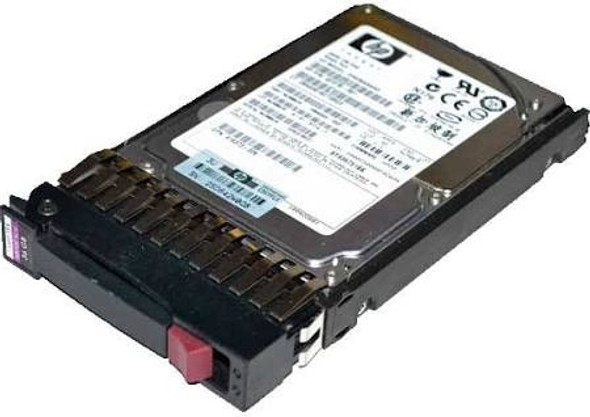 HPE 597609-002 450GB 10000RPM 2.5inch SFF Dual Port SAS-6Gbps Enterprise Hard Drive for ProLaint Gen4 to Gen7 Servers (New Bulk with 1 Year Warranty)
