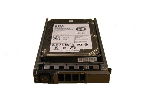 Dell 7T0DW 600 GB 10000 RPM 2.5 inch SFF 16 MB Buffer SAS-6Gbps Hot-Swap Hard Drive for PowerEdge Servers (Brand New with 3 Years Warranty)