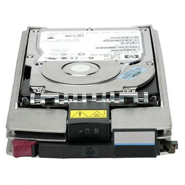 HPE AP731B 450GB 10000RPM 3.5inch Large Form Factor Fibre Channel-4Gbps Hot-Swap Hard Drive for M6412 StorageWorks EVA 4400/6400/8400 (Grade A with Lifetime Warranty)